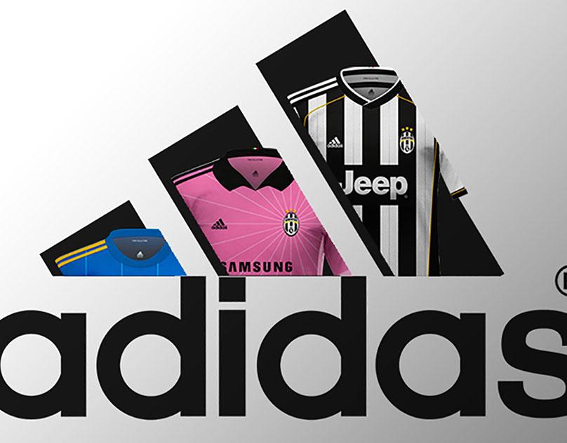 Juventus | Adidas Match Kits 2015/2016